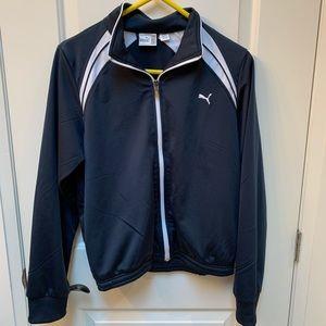 Puma TrackSuit Sweater Zipper